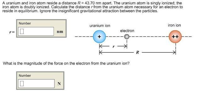 Show My Homework - Electric Field 1