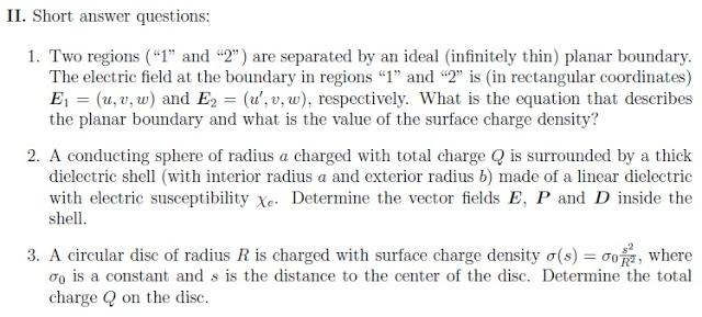Show My homework - Electrostatics