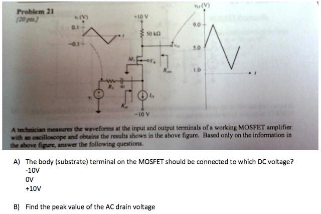 Show My Homework - Mosfet 2