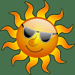 hydrogen in sun