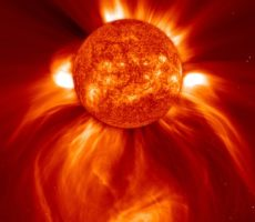 Sun magnetic field